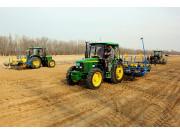 农机作业加快向适度规模化经营升级