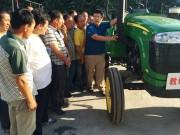 抓紧农闲时节 约翰迪尔加快助力山西新型职业农民系列培训