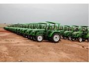 福田雷沃重工再次斬獲非洲農業項目億元采購大單
