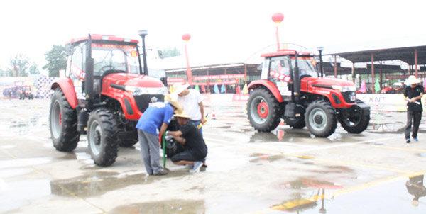 中國農機手