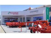 格兰集团高端农具在2015新疆农业机械博览会一展风采