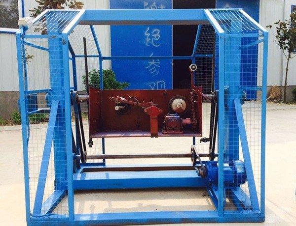 安徽泉阳制绳机(捆草绳设备)