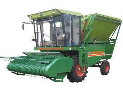 中农机4MG-275型自走式棉秆联合收割机