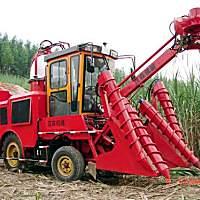 柳州漢升4ZL-1(HSM1000)甘蔗聯合收割機