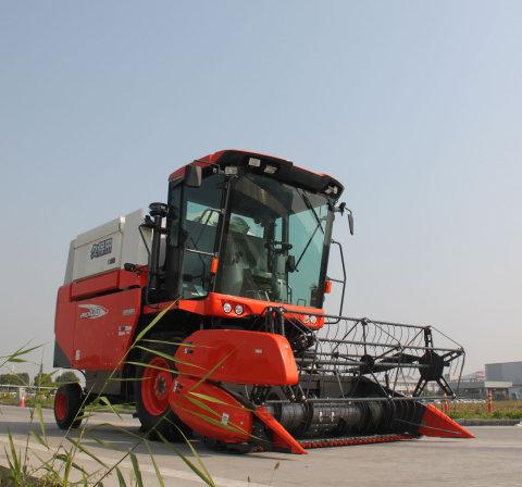 久保田PRO100小麦机