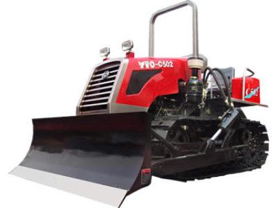 东方红-C402履带式拖拉机