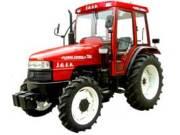 东风东风-754型四轮驱动拖拉机