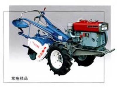 東風151(加配旋耕機)手扶拖拉機