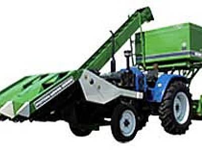 雷沃谷神4YD-3A背负式玉米收割机