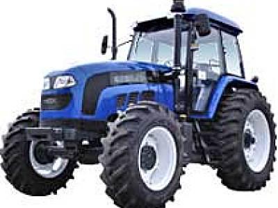 福田欧豹TG1254拖拉机