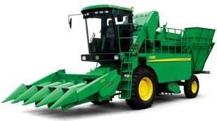 约翰迪尔6488玉米收割机