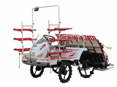 洋马2ZGQ-6(VP6)四轮乘坐式水稻插秧机