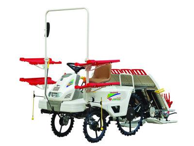洋馬VP4C乘坐式水稻插秧機
