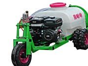 山东果哈哈CR-4-200自走式果园喷雾机