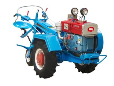 甘肃兰石兰驼牌GN-151工农型手扶拖拉机