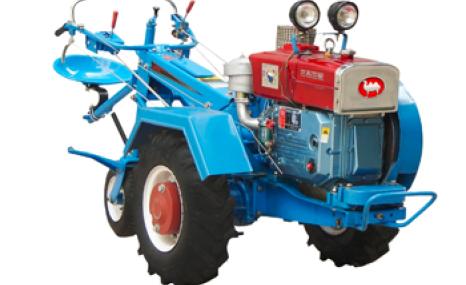 甘肅蘭石蘭駝牌GN-151工農型手扶拖拉機