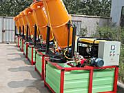 春润CR-8-500车载式高射程风送式喷雾机