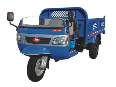 甘肃兰石兰驼牌7YP-1750D加重型三轮汽车