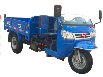 甘肃兰石兰驼牌7YP-1450DA中型三轮汽车