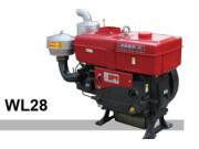 WL28单缸柴油机