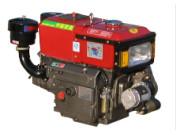 ZP196单缸柴油机