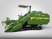 谷王PQ35(4LZ-3.5QA)水稻收割机