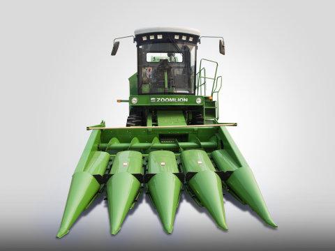 中联重机谷王CA40玉米收割机