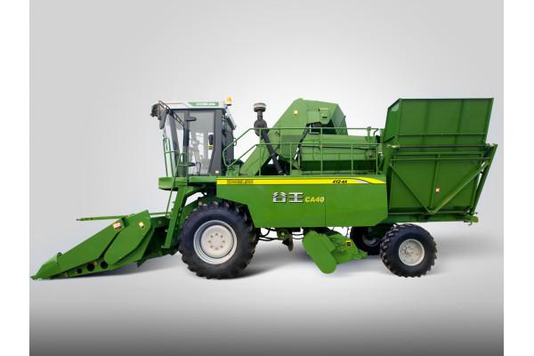 谷王CA40(4YZ-4A)玉米收割机