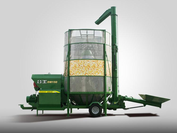 中联重工谷王5HYD-215移动式谷物烘干机