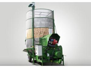 中联谷王5HYD-215移动式谷物烘干机
