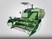 谷王PL40(4LZ-4.0ZA)水稻收割机