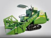 PT25(4LZ-2.5)水稻收割机