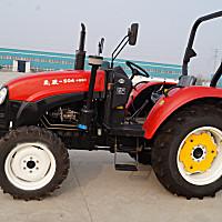 崴駿TB504輪式拖拉機