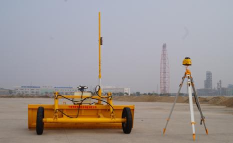 崴骏1PJ-400激光平地机