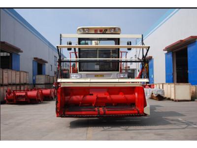 山东巨明4QS2500型青贮饲料收获机