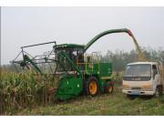 巨明4QS-3000型大型饲料青贮机