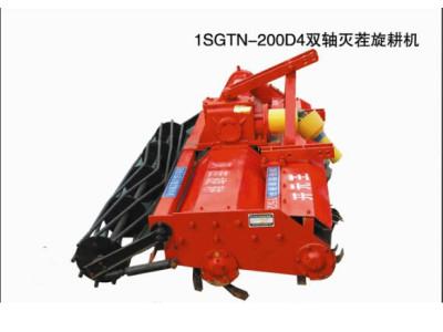河北圣和开元王1SGTN-200D4双轴灭茬旋耕机
