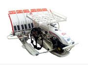 富来威2ZF-6E宽窄行机动插秧机