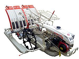富来威2ZF-4E宽窄行机动插秧机