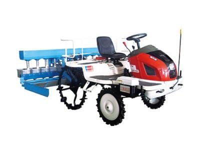 富来威2BDZ-10自走式水稻精量穴播机