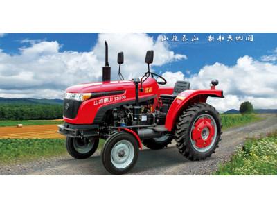 山拖泰山TS300拖拉机