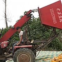中原4YZ-2玉米收割機
