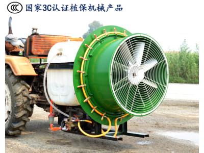 黑龙江立兴植保3WPXF-500风送式喷药机