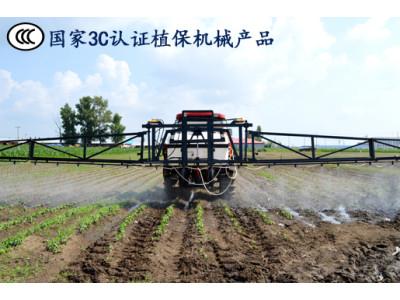 黑龙江立兴植保3WPX-1000悬挂式玉米打药机