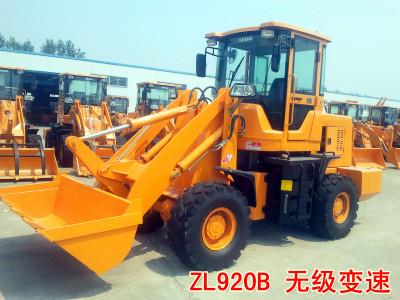 江苏元盛ZL20小铲车
