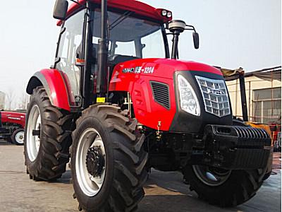 悍沃1204轮式拖拉机