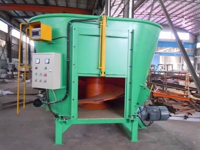 山東天匯TH-9G(9立方)固定式飼料攪拌機