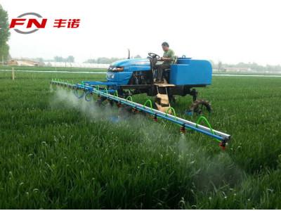 黑龙江丰诺1自走式水旱两用喷杆喷雾机