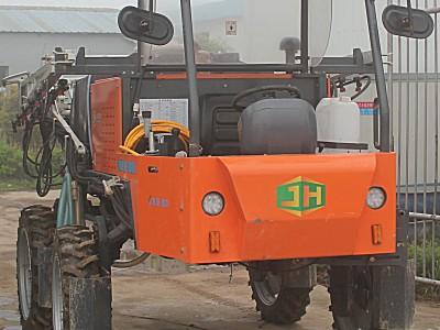 山東眾和3WPHS-800B供應自走式高地隙噴桿噴霧機