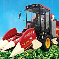 宁联4YZ-3G(A)型玉米收获机